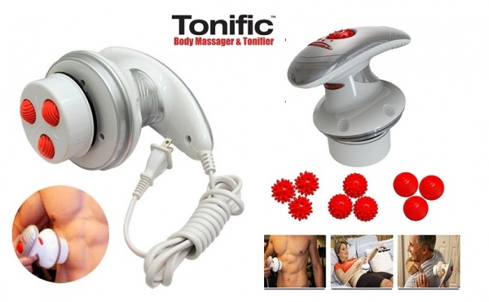 tsawq.com | Personal Care | Tonific Tone Body Massager Cellulite Remover
