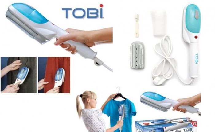 tobi travel steamer instructions